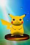 Trofeo de Pikachu SSBM.png