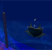 Escenario de evento de la Máscara de Majora - Curiosidad 2 SSBM.png
