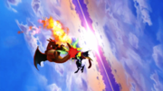 Ataque aéreo normal Charizard SSB4 (Wii U).png