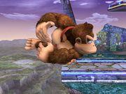 Ataque de recuperación de borde Donkey Kong SSBB (2).jpg