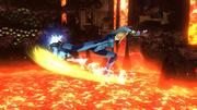 Ataque aéreo hacia atrás de Samus Zero SSB4 (Wii U).png