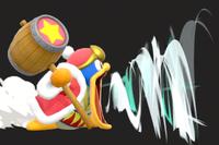 Vista previa de Tragar en la sección de Técnicas de Super Smash Bros. Ultimate