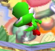 Ataque Smash hacia arriba de Yoshi SSB.png