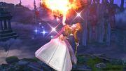 Ataque aéreo hacia arriba Zelda SSB4 Wii U.jpg