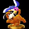 Trofeo del Dúo Duck Hunt SSB4 (Wii U).png
