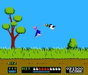 Dos patos volando en Duck Hunt.jpg