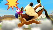 Duck Hunt asustado por el disparo SSB4 (Wii U).jpg