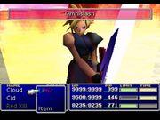 Límite al máximo en el menú de batalla en Final Fantasy VII.jpg