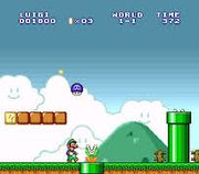 Champiñon venenoso Super Mario Bros. The Lost Levels SNES.jpg