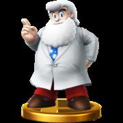 Trofeo de Dr. Light SSB4 (Wii U).png