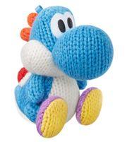 Amiibo Yoshi de lana azul claro (serie Yoshi's Woolly World).jpg