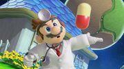 Burla de Dr. Mario en Mario Galaxy SSBU.jpg