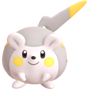 Artwork de Togedemaru en Super Smash Bros. Ultimate.png