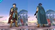 Detalles del cambio de imagen de Marth - (SSB. for Wii U).jpg