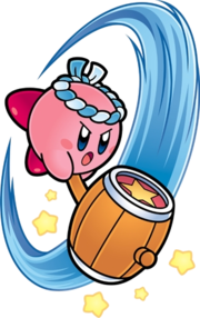 Martillo de Kirby en Super Star Ultra.png