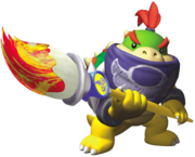 Artwork de Bowsy en Super Mario Sunshine.png