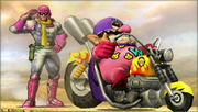 Créditos Modo Leyendas de la lucha Wario SSB4 (3DS).png