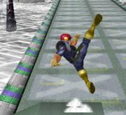 Ataque Smash hacia arriba de Captain Falcon (1) SSBM.png