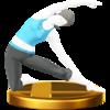 Trofeo de El travesaño SSB4 (Wii U).png