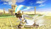 Ataque de recuperación boca arriba (1) Pit SSB4 Wii U.jpg