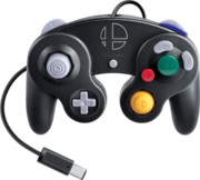 Mando de Nintendo GameCube especial de Super Smash Bros. Ultimate.png