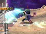 Prímido espadachín atacando (4) ESE SSBB.png