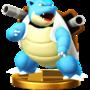 Trofeo de Blastoise SSB4 (Wii U).png