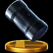 Trofeo de Cabeza de martillo SSB4 (Wii U).png
