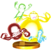 Trofeo de Fantasmas (Luigi's Mansion 2) SSB4 (3DS).png