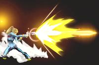 Vista previa de Paralizador en la sección de Técnicas de Super Smash Bros. Ultimate