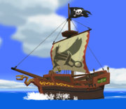 Barco pirata de Tetra en TLoZ The Wind Waker.png