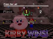 Pose de victoria de Kirby (1-3) SSB.png
