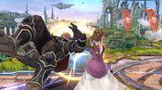 Lanzamiento hacia atrás (1) Zelda SSB4 Wii U.jpg