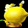 Trofeo de Pikmin amarillo SSB4 (Wii U ).png
