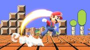 Ataque Smash hacia arriba de Mario SSBU.jpg