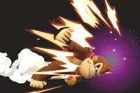 Vista previa de Cabezazo en la sección de Técnicas de Super Smash Bros. Ultimate