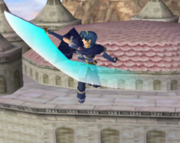 Ataque aéreo normal de Marth (2) SSBM.png