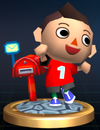 Trofeo de Chico de Animal Crossing SSBB.png