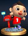 Trofeo de Chico de Animal Crossing SSBB.png