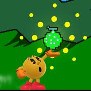 Fruta de bonificación Melón SSB4 (Wii U).png