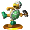 Trofeo de Hermano Martillo SSB4 (3DS).png
