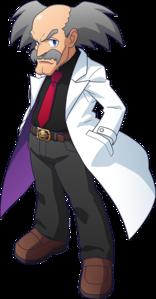 Dr. Wily en Mega Man 11.png
