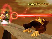 Créditos Modo All-Star Donkey Kong SSBM.jpg