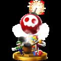 Trofeo del Estallido Dedede SSB4 (Wii U).png
