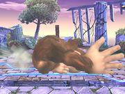 Ataque de recuperación Donkey Kong SSBB (3).jpg