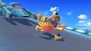 Banjo y Kazooie corriendo por Big Blue.jpg