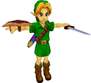 Pose T Young Link (SSBM).png