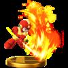 Trofeo de Mega Man (alt.) SSB4 (Wii U).png