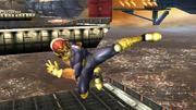 Ataque aéreo normal Captain Falcon SSBB (2).png