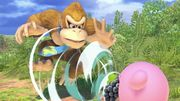 Donkey Kong junto a Kirby SSBU.jpg